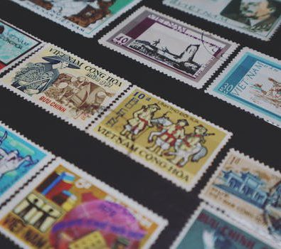 timbres de france