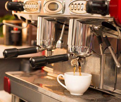 société de distribution de café